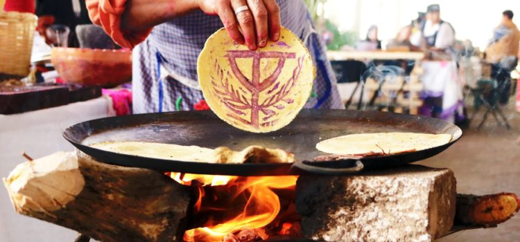 Festival de la Tortilla Ceremonial, la Salsa y el Molcajete 2018