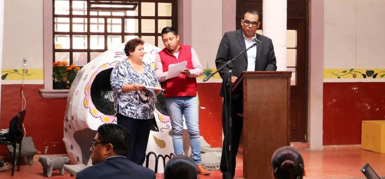 Firma del Acta de Integración del Comité Interinstitucional de Prevención y Atención a la Salud Mental en Comonfort