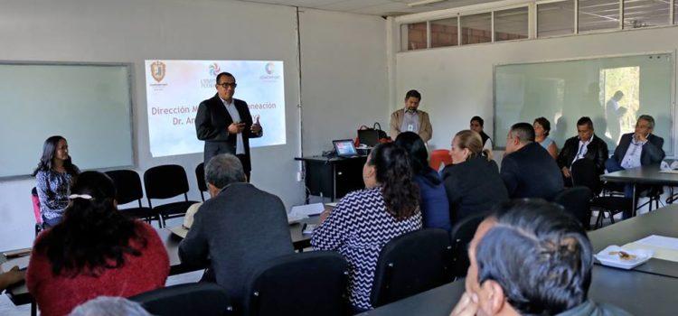 Segunda reunión para la reestructuración y conformación del COPLADEM