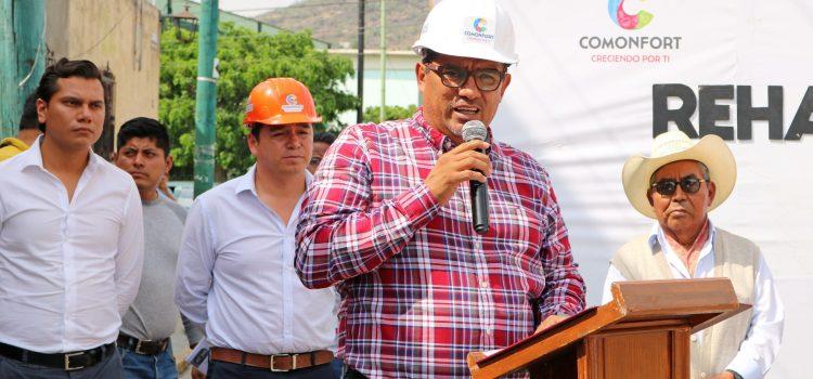 Rehabilitarán acceso norte al centro histórico