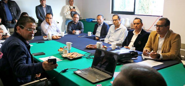 Expone Nieto Juárez avances en materia de Seguridad a CCE