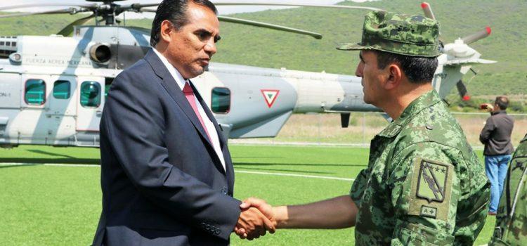 Culminarán cuartel de la Guardia Nacional en noviembre
