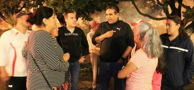 Atiende gobierno afectaciones en Soria