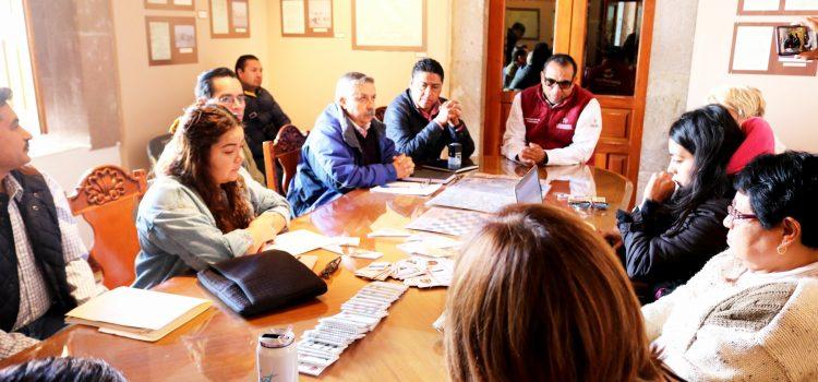 Acuerdan sumar esfuerzos para el desarrollo turístico de Comonfort