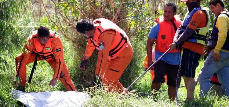 Localizan cuerpo tras 9 días de búsqueda