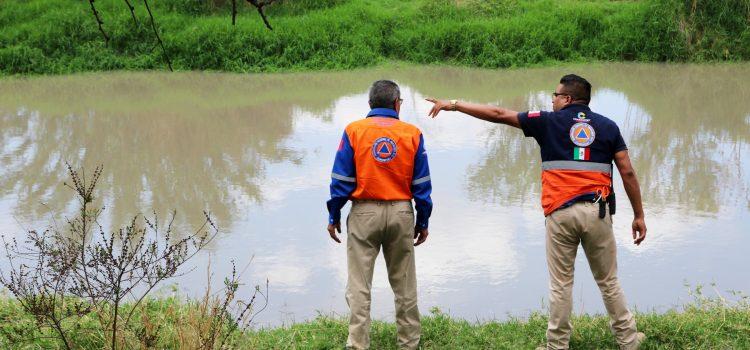 Atiende Protección Civil medidas preventivas en temporada de lluvia