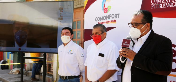 Mejorarán con obras condiciones para el comercio y visitantes