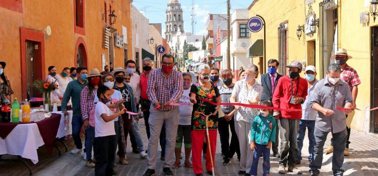 Gestionará Nieto Juárez para embellecimiento del centro histórico