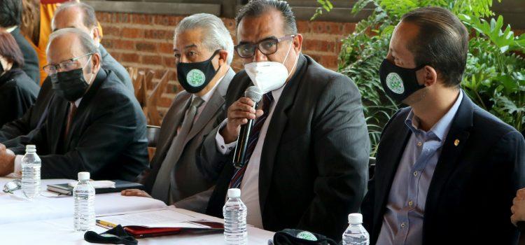 Refrendan alianza Municipio y CCE para el crecimiento de Comonfort