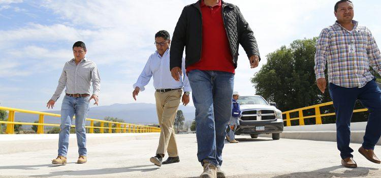 Supervisa alcalde obras del municipio