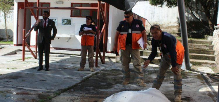 Concluyen trabajos de limpieza y desazolve en Soria