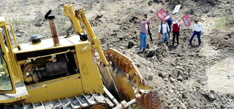 Invertirán 1.4 millones en obra de bordería