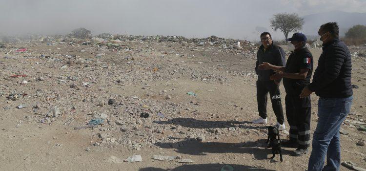 Implementará gobierno medidas para evitar siniestros en basurero