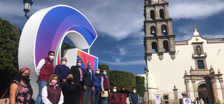 Mejoran imagen urbana del centro histórico